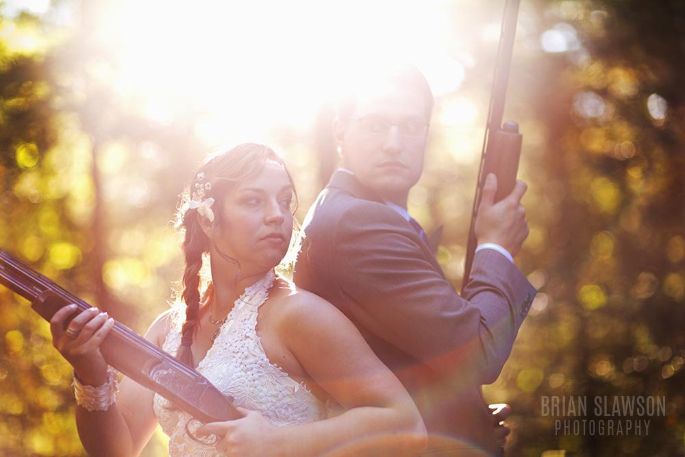 up north wisconsin wedding