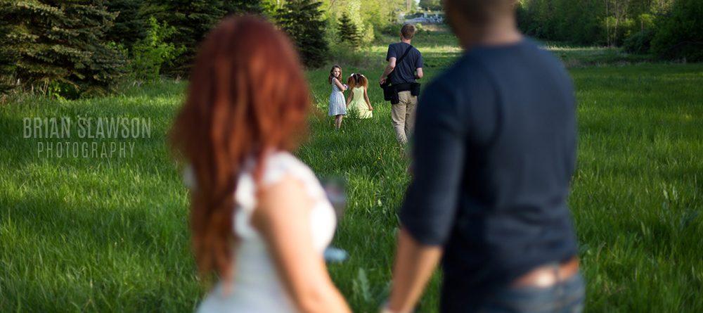 family zombie shoot