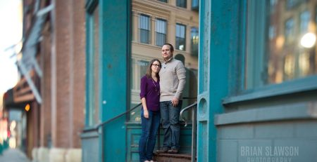 Third ward engagement shoot