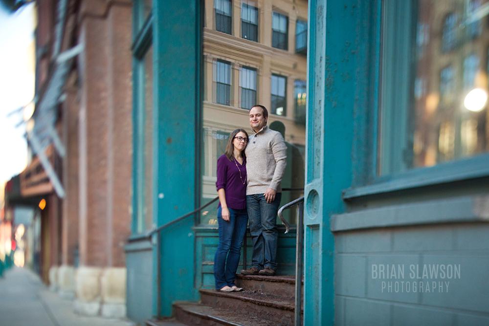Third ward engagement shoot