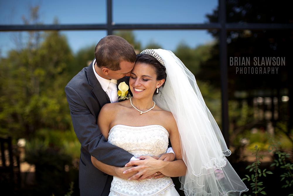 Crystal Lake Country Club wedding