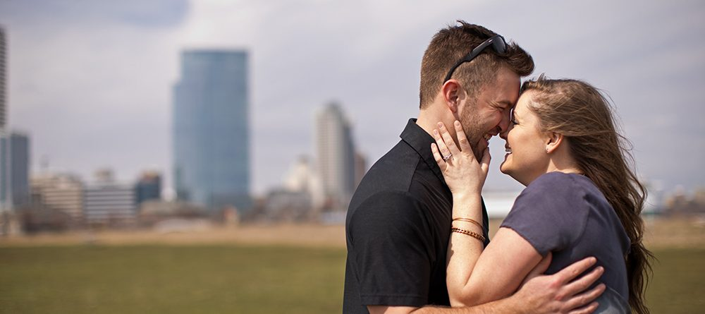 Milwaukee Proposal Photographer