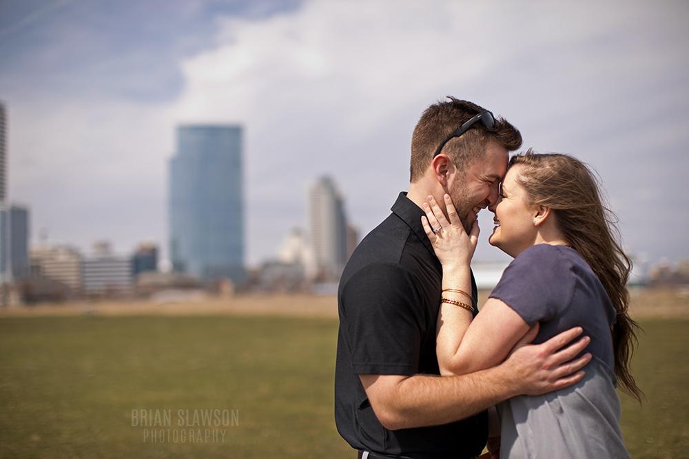 Milwaukee Proposal Photographer