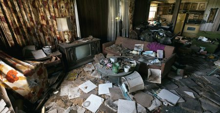 Abandoned Door County Houses