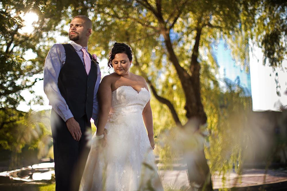 hilton garden inn milwaukee wedding