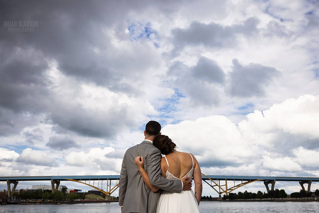 The Cooperage Wedding